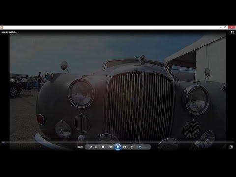 Nationaal Oldtimer Festival Circuit Zandvoort Jaguar Mark IX  HD version