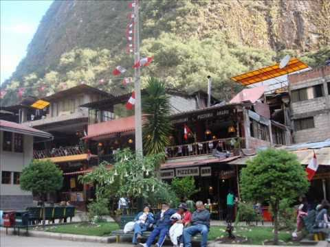 Aguas Calientes (Machu Picchu)
