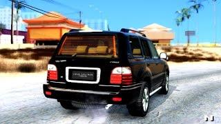GTA San Andreas - Toyota Land Cruiser Cygnus