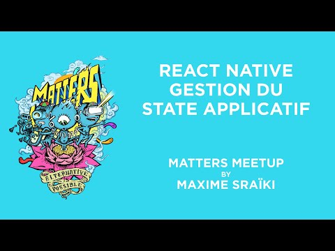React Native - Animation, Analytics et State Management