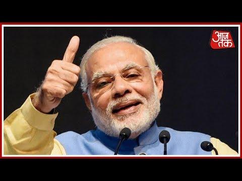 Desh Ka Mizaz: BJP-Led NDA Will Get 349 Seats If Lok Sabha Polls Held Today, Modi Voted As Best PM