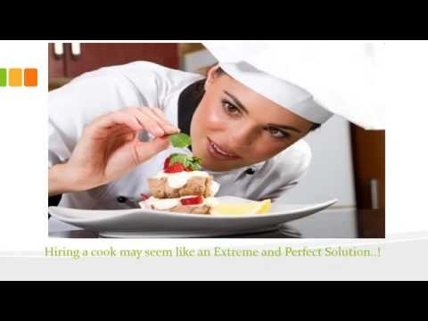 Hire a Professional Cook for Your Home in Bangalore
