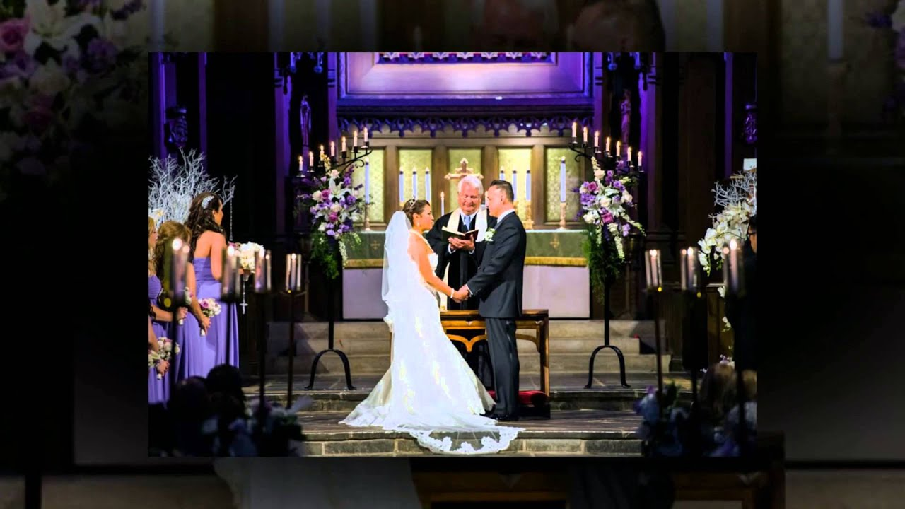 Vanessa Danny Wedding At First Congregational Church Of Los Angeles Pasadena Westin Hotel