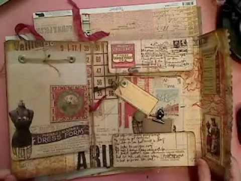 Gypsy Journeys Portfolio CLASS with Melissa Samuels 03/21/11