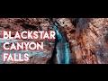 BLACK STAR CANYON Hike to Waterfall