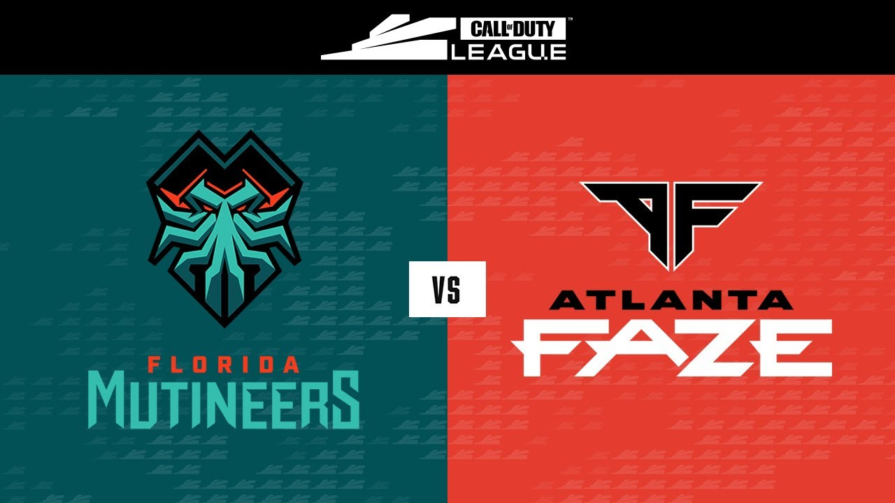 @Florida Mutineers vs @Atlanta FaZe | Kickoff Classic Day 1