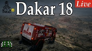 Dakar 18 Rally Live Stream | Climb aboard, I hear these are fun stages today!