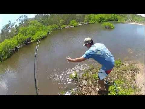 Heli Fishing NT