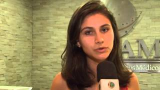Revalida, SIM: Coordenadora de comunicação do DENEM Geisyane Ferreira