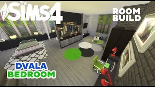 The Sims 4 - Room Build - Dvala Bedroom