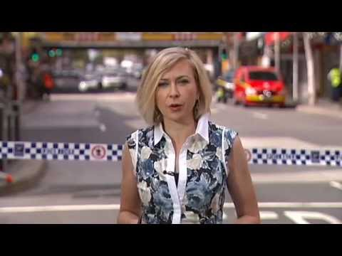 ABC News Breakfast: Burwood Karaoke Fire, December 2014