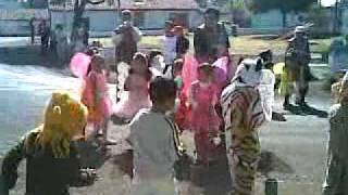 desfile en huecorio de la primavera