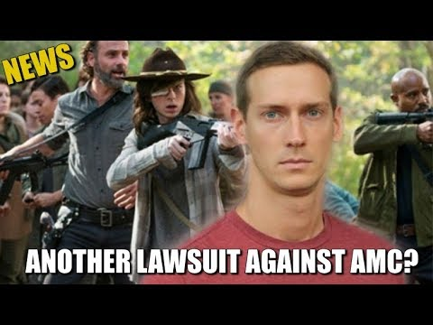 The Walking Dead Season 8 News Another Lawsuit Filed Against AMC?