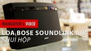 khui hop loa bose soundlink air - wwwmainguyenvn