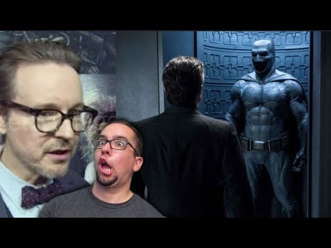 Matt Reeves Confirms Ben Affleck is Still Batman because Stupid Reasons