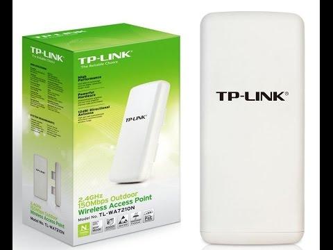 TUTORIAL | TP-LINK TL-WA7210N Access Point | TEC Madri
