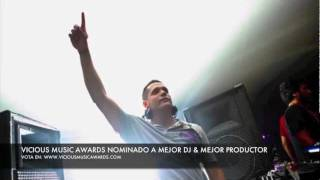 "ALLAN RAMIREZ Nominated Best Spanish Dj ""Vicious Music Awards"""