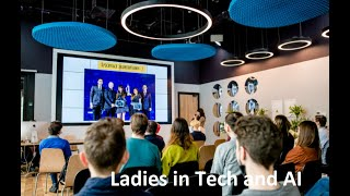 Ladies in Tech AI