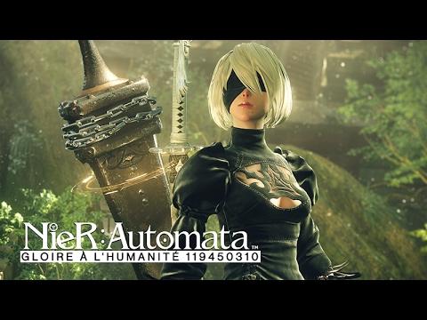 NieR Automata Trailer