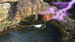 Water Turbine Electric Generator