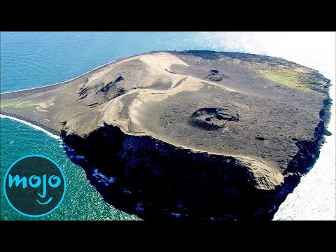 Top 10 Unexplored Places on Earth