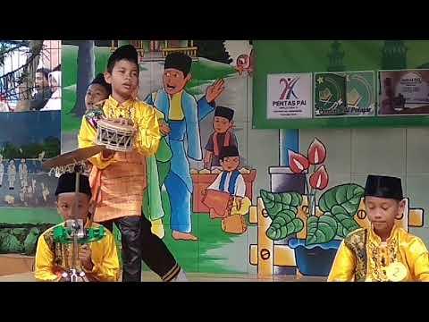Marawis SDN 10 Ptg Srengseng Sawah, Festifal Pentas Seni Islam Dan MHQ  Tingkat Sekolah Dasar.