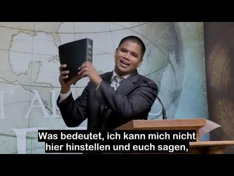 Baptist Sein - Die Unabhängigkeit der örtlichen Kirche - Teil 5