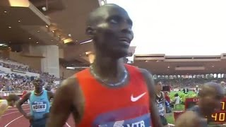 Kiprop wins, Farah gets record in 1500m - Universal Sports