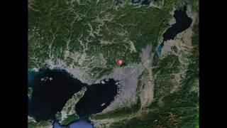 【注意喚起Movie】 有馬・高槻構造線,上町断層帯地震をご存じですか?