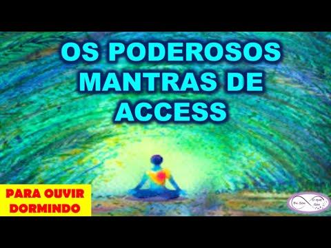 OS PODEROSOS MANTRAS DE ACCESS