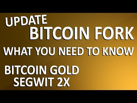 2 Bitcoin Forks Coming Soon, How To Prepare For and Get Free Coins