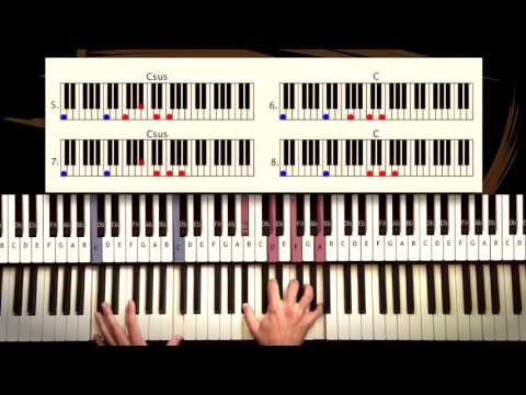 How To Play: Justin Timberlake - Can't Stop the...