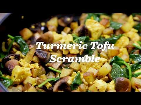 REI Camp Recipes: Turmeric Breakfast Scramble