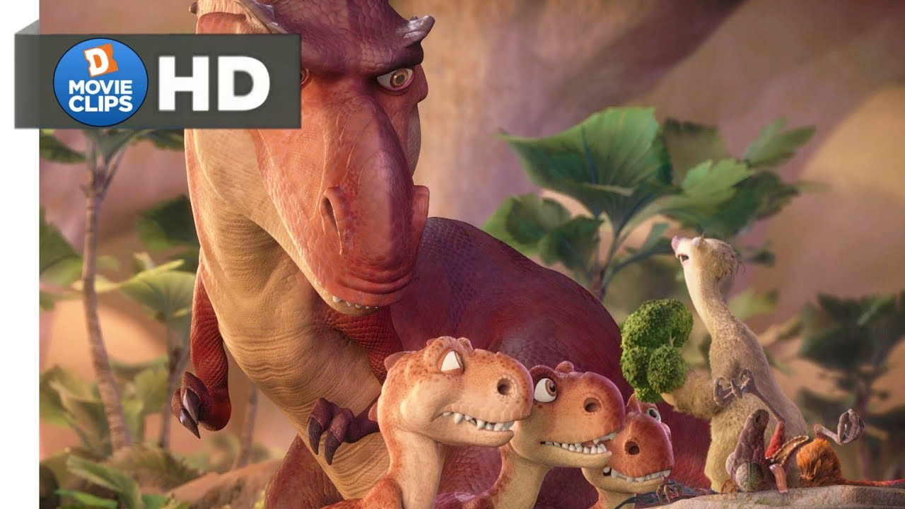 Download Ice Age 3 Hindi (12/18) Sid Talking & Comedy Scene MovieClips