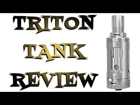 Aspire Triton Tank Review