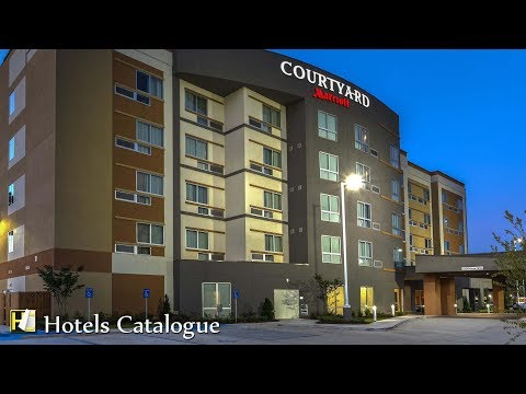 Courtyard by Marriott Hammond Hotel Overview - Hammond Business Hotels