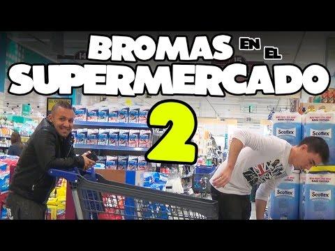 Bromas en el Supermercado #2