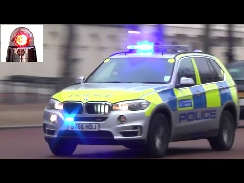London Police BMW X5 Armed Response Vehicle