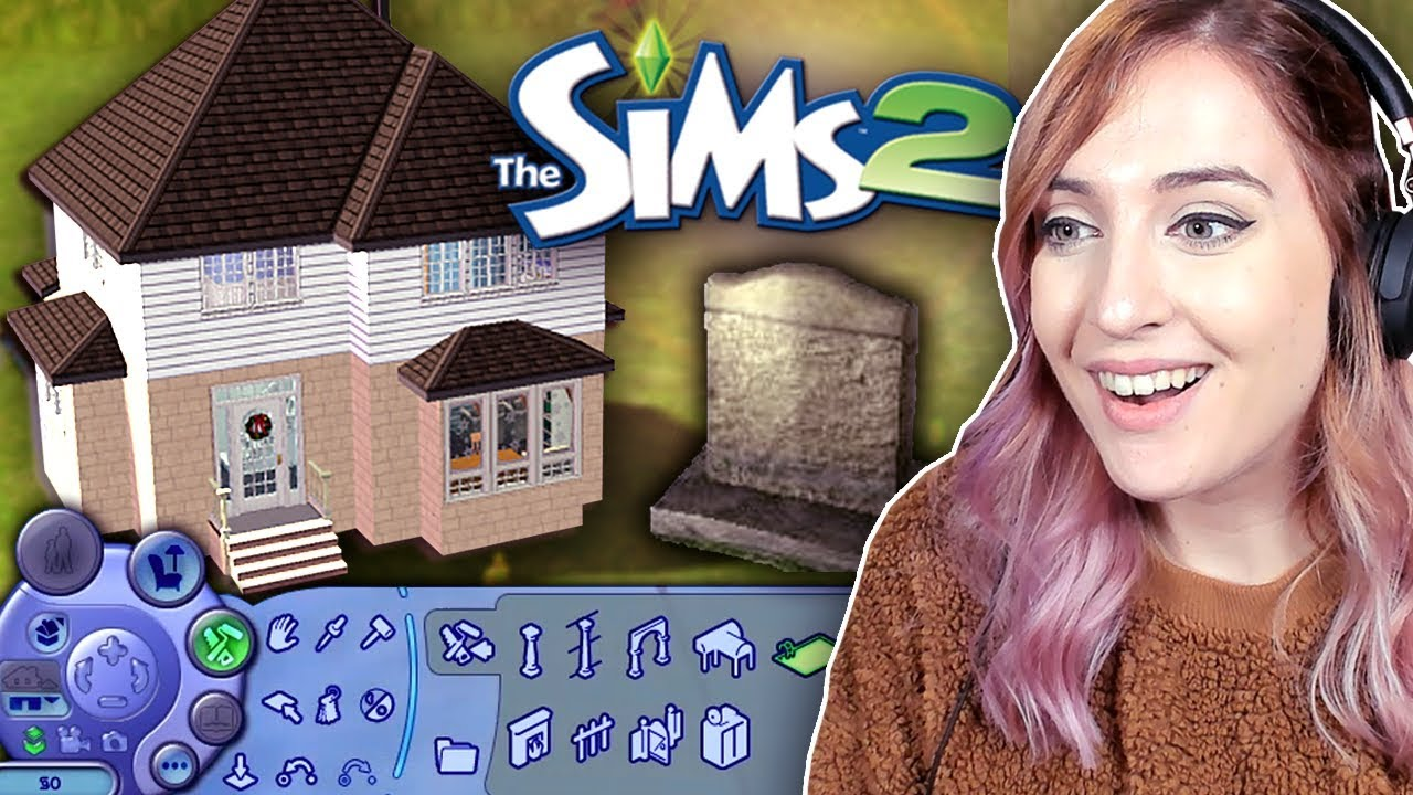I Tried Building A House in The Sims 2 in 2019 thumbnail