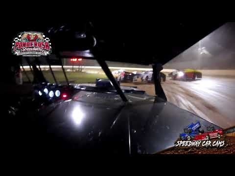 #1 Andrew Mayabb - Open Wheel - 8-2-19 Ponderosa Speedway - In-Car Camera