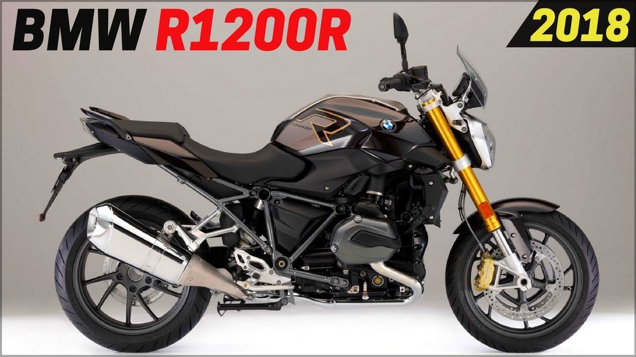 new 2018 bmw r1200r redesign with new color iced. Black Bedroom Furniture Sets. Home Design Ideas