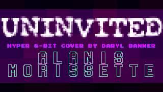 """Alanis Morissette """"UNINVITED"""" Nintendo Hyper 8-Bit by Daryl Banner"""