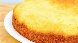 3 ingredient pineapple cake