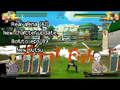 download game naruto ninja impact mod boruto