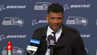 Russell Wilson Week 11 Postgame Press Conference