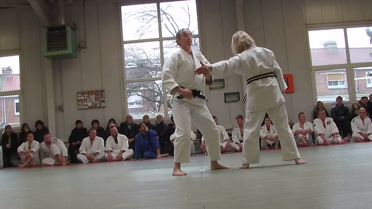 club judo houplines