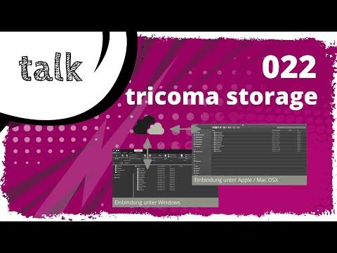 tricoma talk #022: Vorstellung von tricoma storage - Die Speicherlösung für dein Unternehmen