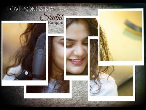 Telugu Love Songs Mashup - Sruthiranjani