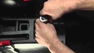 ECS Tuning: DIY - MKIV Armrest Delete Kit
