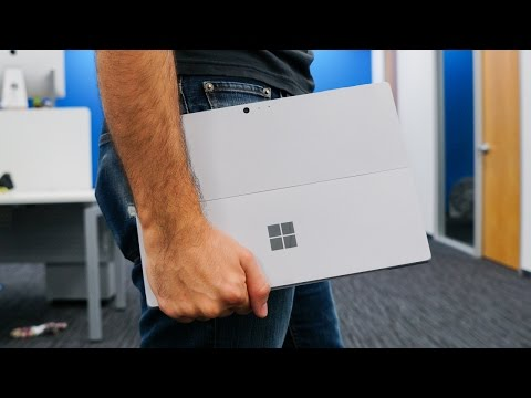 Surface Pro 4 Unboxing and Impressions!